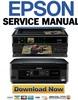 Thumbnail Epson Stylus NX230 NX330 NX430 Service Manual & Repair Guide