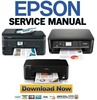 Thumbnail Epson Stylus Office BX625FWD BX525WD B42WD Service Manual & Repair Guide