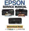 Thumbnail Epson Stylus Office TX620FWD TX560WD SX525WD Service Manual & Repair Guide