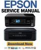 Thumbnail Epson Stylus SX230 SX235W SX430W SX435W SX440W SX445W Service Manual