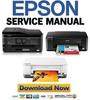 Thumbnail Epson WorkForce 635 60 T42WD Service Manual & Repair Guide