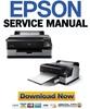 Thumbnail Epson Stylus Pro 4900 + 4910 Service Manual & Repair Guide