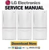 Thumbnail LG LBC22520SW Service Manual & Repair Guide
