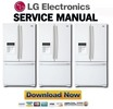Thumbnail LG LFX25950SW Service Manual & Repair Guide