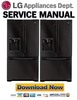 Thumbnail LG LFX25975SB Service Manual & Repair Guide