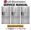 Thumbnail LG LFX25975ST Service Manual & Repair Guide