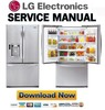 Thumbnail LG LFX28979ST Service Manual & Repair Guide
