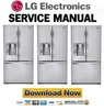 Thumbnail LG LFX31935ST Service Manual & Repair Guide