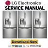 Thumbnail LG LFX31945ST Service Manual & Repair Guide