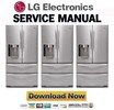 Thumbnail LG LMX21984ST Service Manual Repair Guide