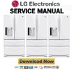 Thumbnail LG LMX25981SW Service Manual Repair Guide