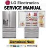 Thumbnail LG LMX25984ST Service Manual Repair Guide