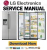 Thumbnail LG LSC27926ST Service Manual Repair Guide