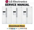 Thumbnail LG LSC27926SW Service Manual Repair Guide