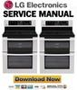 Thumbnail LG LDE3015ST Service Manual Repair Guide