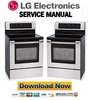 Thumbnail LG LRE30453ST Service Manual and Repair Guide