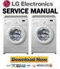 Thumbnail LG DD147MWWM Service Manual Repair Guide