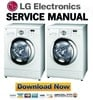 Thumbnail LG WD13020D Service Manual & Repair Guide