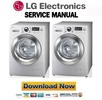 Thumbnail LG WD14030D6 Service Manual & Repair Guide