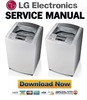 Thumbnail LG WT-H800 Service Manual & Repair Guide