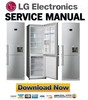 Thumbnail LG GB3133PVGK Service Manual & Repair Guide