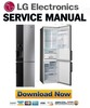 Thumbnail LG GB7143A2HZ Service Manual & Repair Guide