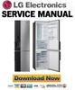 Thumbnail LG GB7143A2PW1 Service Manual & Repair Guide