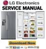 Thumbnail LG GC-L197HFS Service Manual & Repair Guide