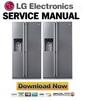Thumbnail LG GC-L197STF Service Manual & Repair Guide
