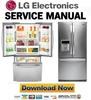 Thumbnail LG GM-F238SS Service Manual & Repair Guide