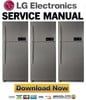 Thumbnail LG GN-R466FT Service Manual & Repair Guide