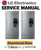 Thumbnail LG GR-559FSDR Service Manual & Repair Guide