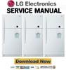 Thumbnail LG GR-559FWD Service Manual & Repair Guide