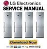 Thumbnail LG GR-B469BLGZ Service Manual & Repair Guide