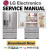 Thumbnail LG GR L219STSL Service Manual & Repair Guide