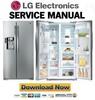 Thumbnail LG GR L247STSL Service Manual & Repair Guide