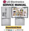 Thumbnail LG GR-L730SL Service Manual & Repair Guide