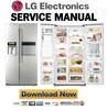 Thumbnail LG GR-P227STG Service Manual & Repair Guide