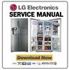 Thumbnail LG GR-P247STL Service Manual & Repair Guide