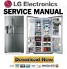 Thumbnail LG GR-P247STSL Service Manual & Repair Guide