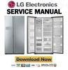 Thumbnail LG GS5164AEFZ Service Manual & Repair Guide