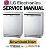 Thumbnail LG D14020WHS Service Manual & Repair Guide