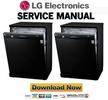 Thumbnail LG D1454BF Service Manual Repair Guide