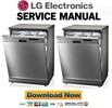 Thumbnail LG LD1452TFEN2 Service Manual Repair Guide