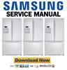 Thumbnail Samsung RF267AE RF267AEWP Service Manual & Repair Guide