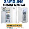 Thumbnail Samsung RZ80FHSW Service Manual & Repair Guide