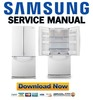 Thumbnail Samsung RF217ACWP Service Manual & Repair Guide