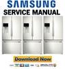 Thumbnail Samsung RF263TEAEWW Service Manual and Repair Guide