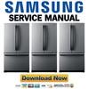 Thumbnail Samsung RF265AASH Service Manual and Repair Guide