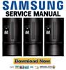 Thumbnail Samsung RF26VABBP Service Manual and Repair Guide